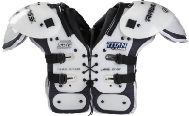 best shoulder pads for youth football