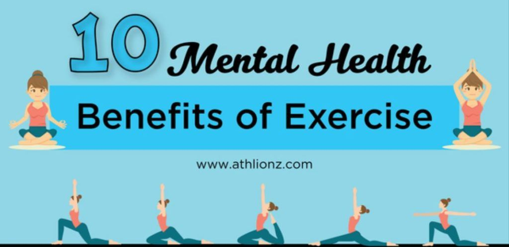 Mental benefits of exercise thumbnail