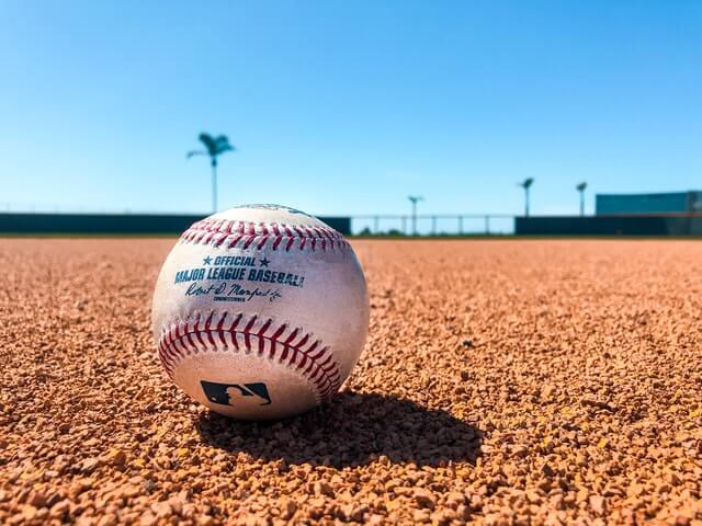 another physical benefits of playing baseball is  a source of vitamin D