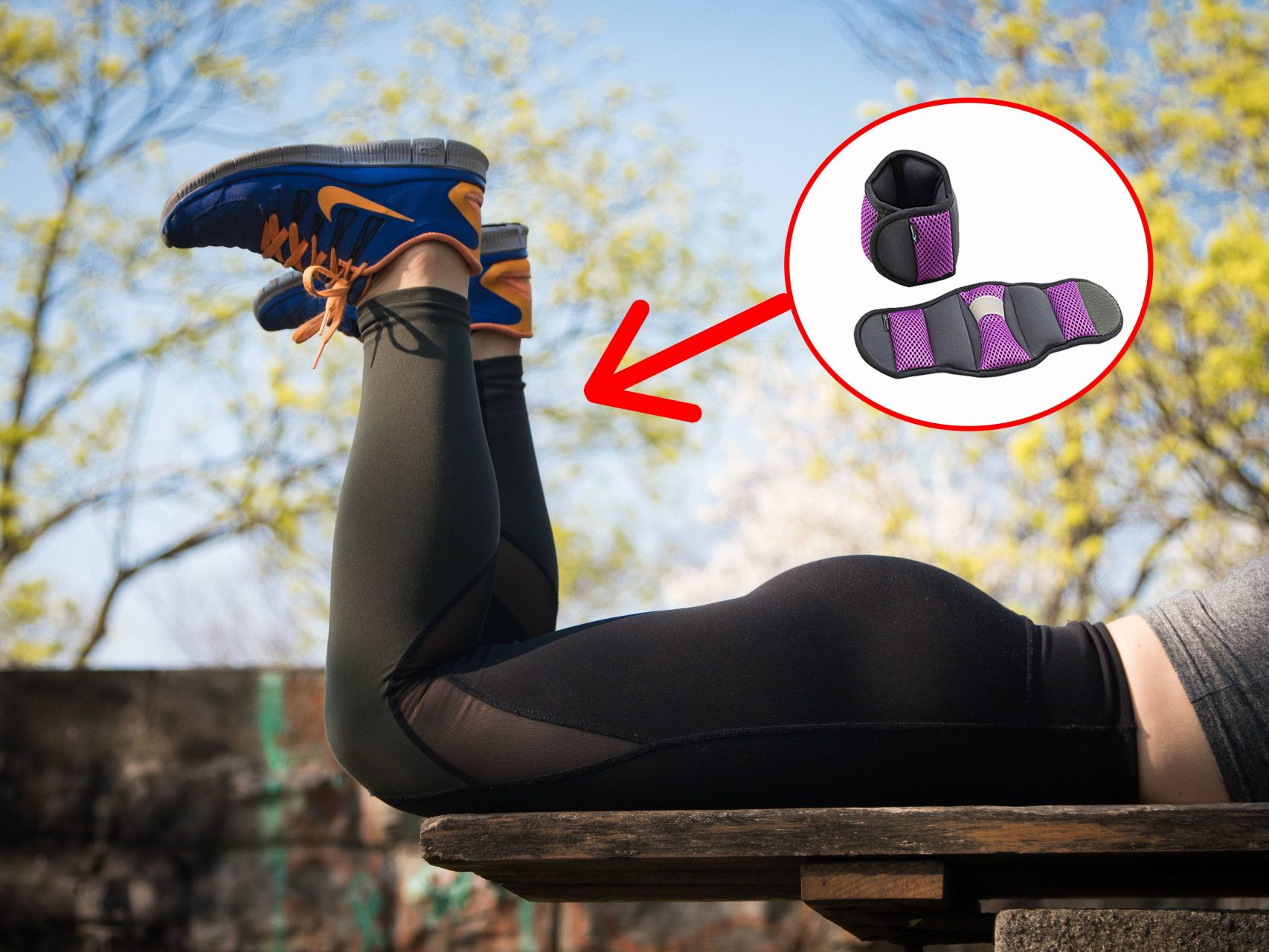 featured image for best ankle weights article