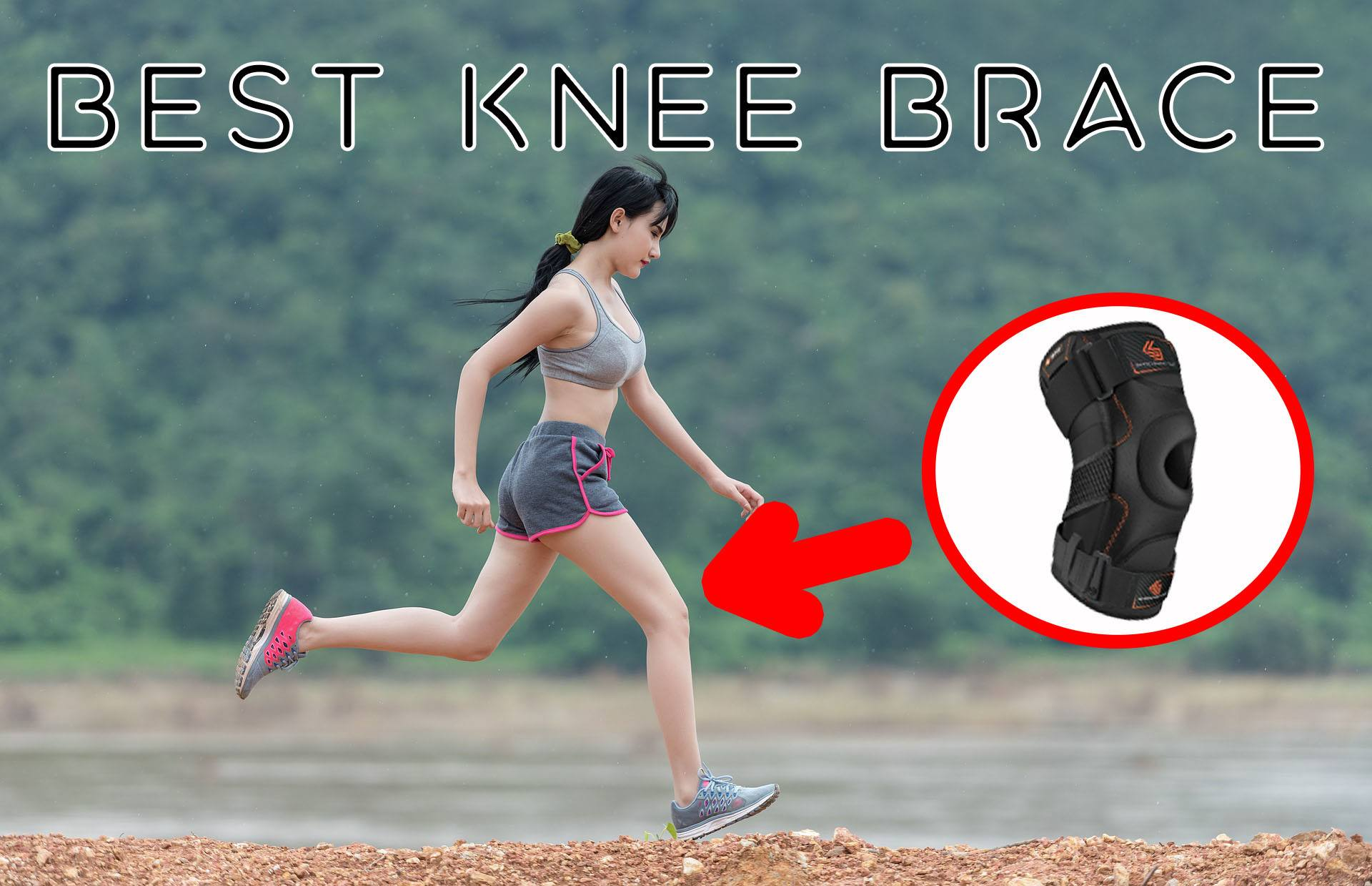 featured image for athlionz article best knee braces