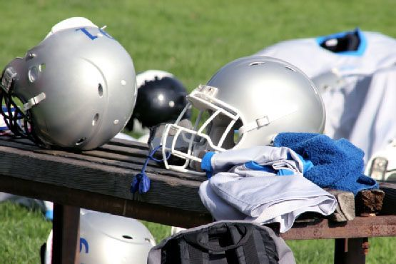 What Protective Gear is Used in Football