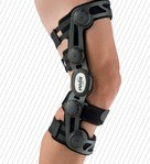 a type of functional knee brace