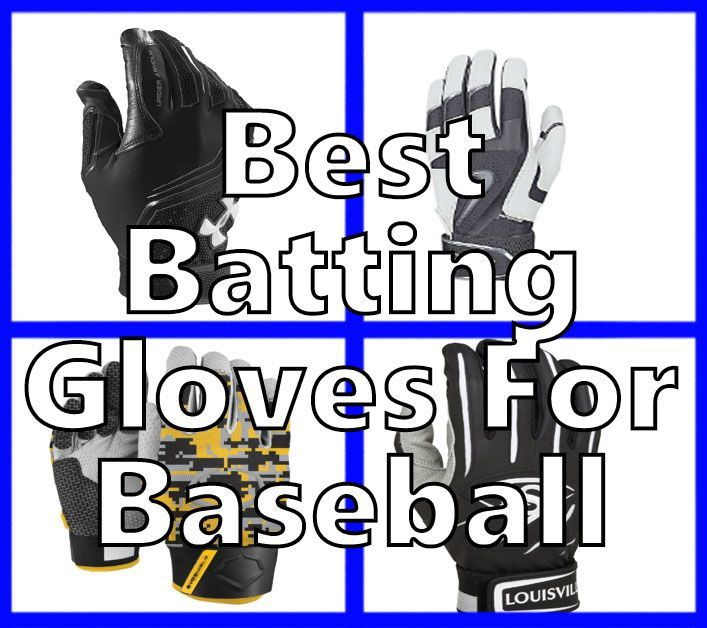 best batting gloves for baseball that you can use when playing