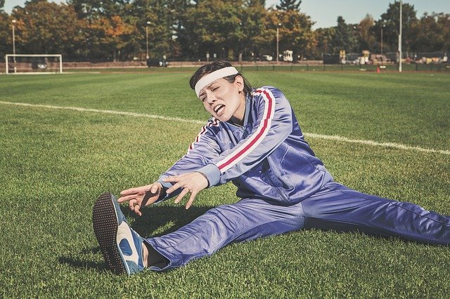stretching helps you prepare and get ready for a baseball game