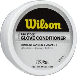 Wilson Oil and conditioner